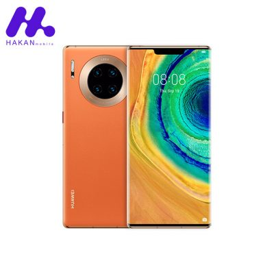 گوشی هواوی میت 30 پرو ظرفیت 128 گیگابایت نارنجی