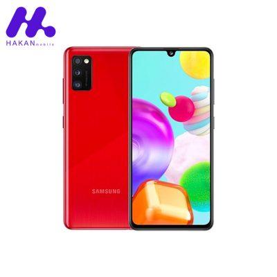 گوشی سامسونگ گلکسی Samsung Galaxy A41 قرمز