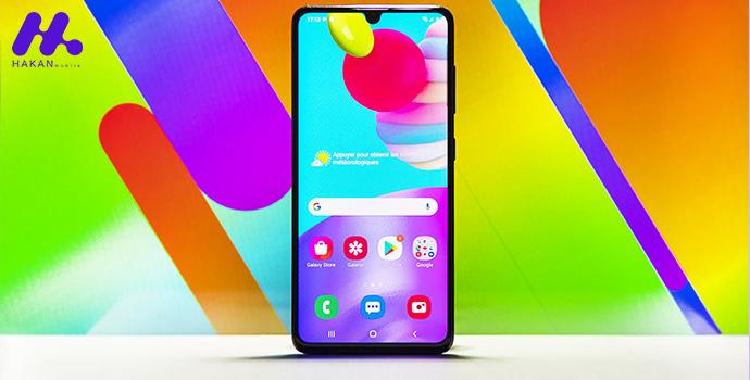 صفحه نمایش گوشی Samsung Galaxy A41