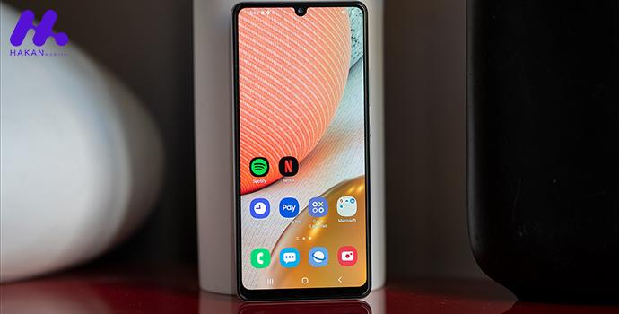 صفحه نمایش گوشی Samsung Galaxy A42