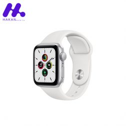 ساعت هوشمند اپل واچ سری Watch SE 40mm نقره ای