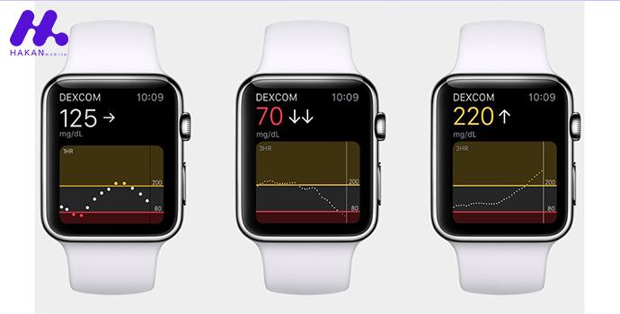 اپل واچ سری 7 و کنترل قند خون