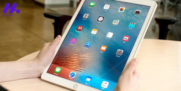 فریز شدن صفحه نمایش از مشکلات آیپدهای اپل