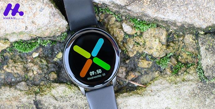 صفحه نمایش ساعت هوشمند IMILAB KW66