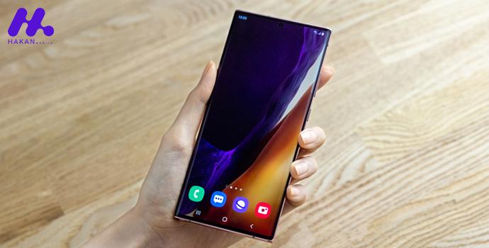 صفحه نمایش گوشی Samsung Galaxy Note 20 Ultra 5G