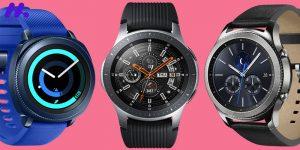 معرفی بهترین ساعت هوشمند سامسونگ سال 2021