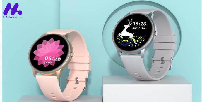 مشخصات فنی ساعت هوشمند شیائومی مدل ایمیلب KW66 45mm