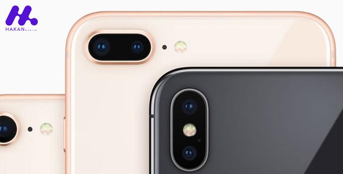 مقایسه دوربین دو گوشی آیفون 10 و آیفون 8 پلاس