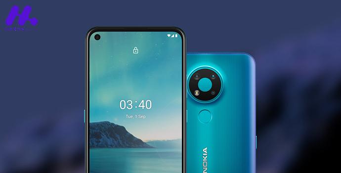 مشخصات دوربینNokia 3.4