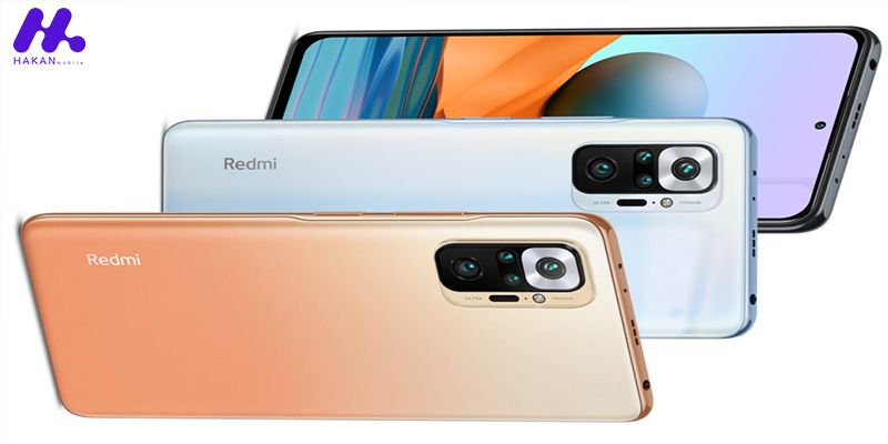 Redmi Note 10 series phones