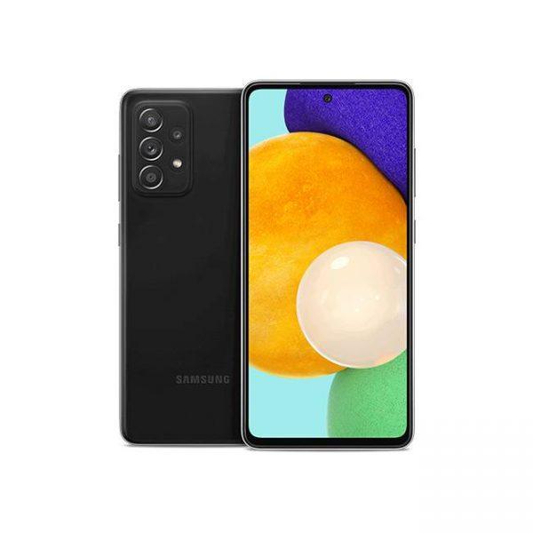 گوشی سامسونگ گلکسی ای 52 نسخه 4G ظرفیت 128 گیگابایت مشکی