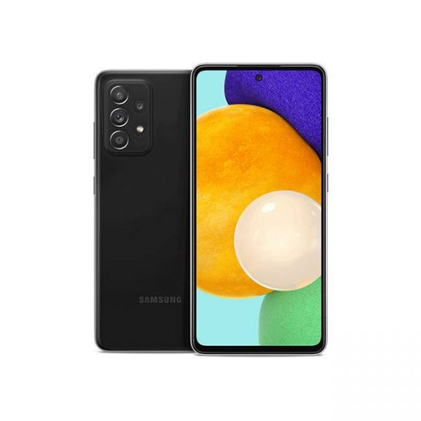 گوشی سامسونگ گلکسی ای 52 نسخه 4G ظرفیت 256 گیگابایت مشکی