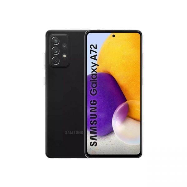 گوشی سامسونگ گلکسی ای 72 نسخه 4G ظرفیت 128 گیگابایت مشکی