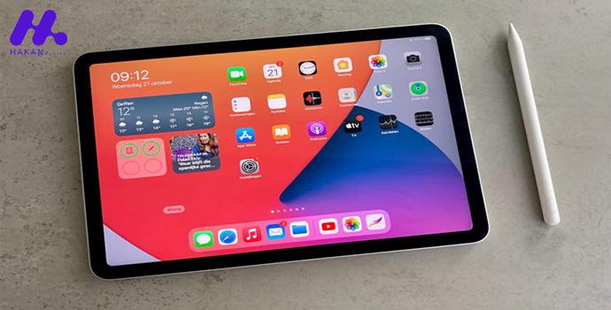 آیپد ایر 2020 و Apple Pencil 2