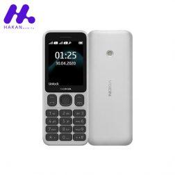 گوشی نوکیا 125 سفید