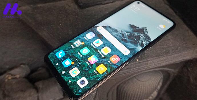 صفحه نمایش گوشی Mi 10 تی شیائومی