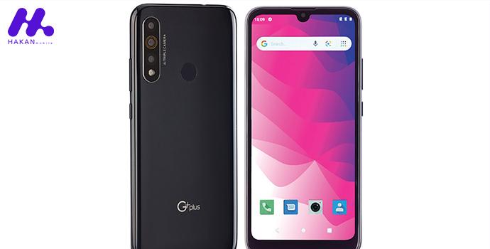 صفحه نمایش گوشی Gplus P10