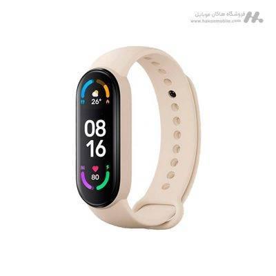 ساعت هوشمند شیائومی مدل Xiaomi Mi Band 6