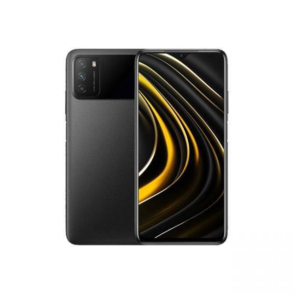 گوشی شیائومی مدل پوکو ام 3 ظرفیت 128 گیگابایت مشکی