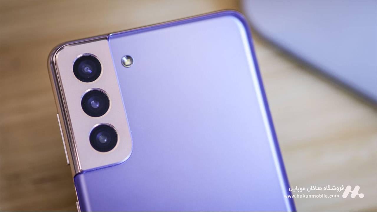 دوربین گوشی گلکسی S21 Plus 5G