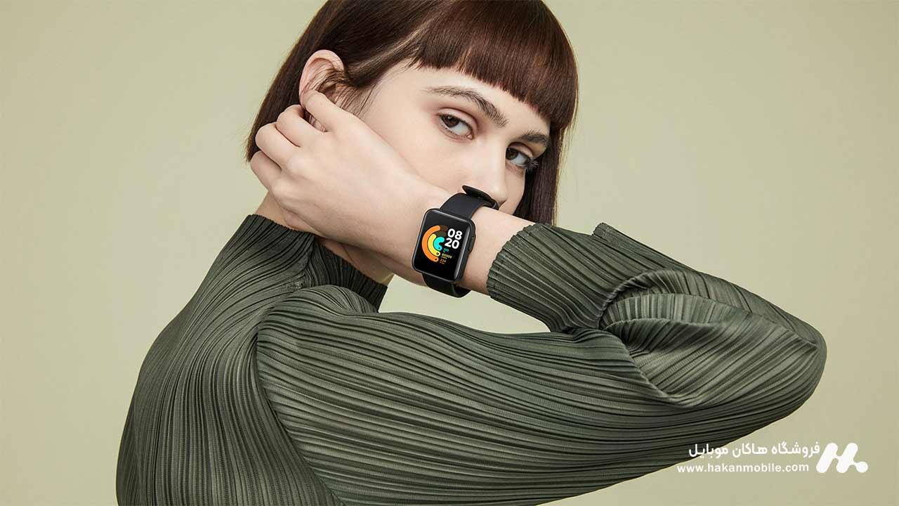 مشخصات فنی ساعت هوشمند شیائومی مدل Xiaomi Mi Watch Lite
