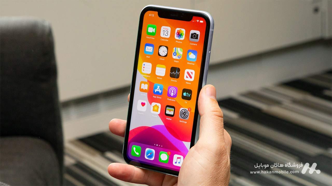 صفحه نمایش گوشی iPhone 11 Pro Max