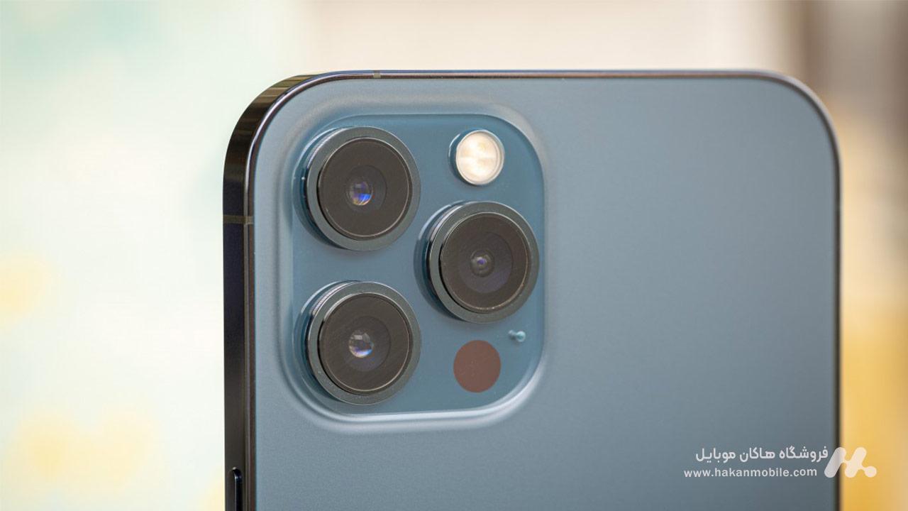 دوربین گوشی iPhone 12 Pro Max
