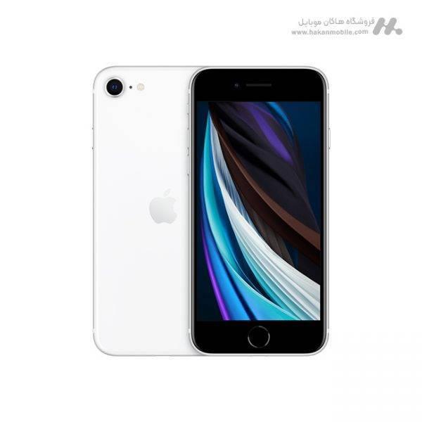 گوشی آیفون SE 2020 ظرفیت 128 گیگابایت سفید