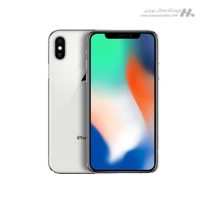 گوشی آیفون X ظرفیت 64 گیگابایت