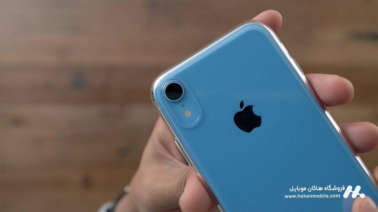 دوربین iPhone XR