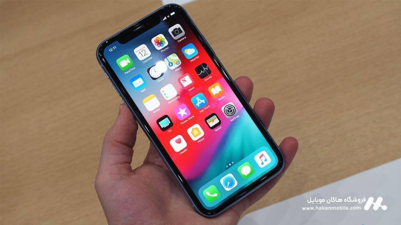 صفحه نمایش گوشی Apple iPhone XR