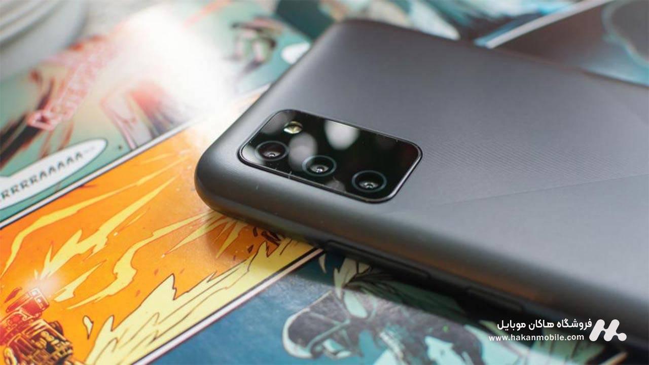 دوربین گلکسی a02s