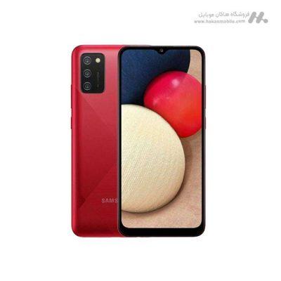 گوشی سامسونگ گلکسی Samsung Galaxy A02s قرمز