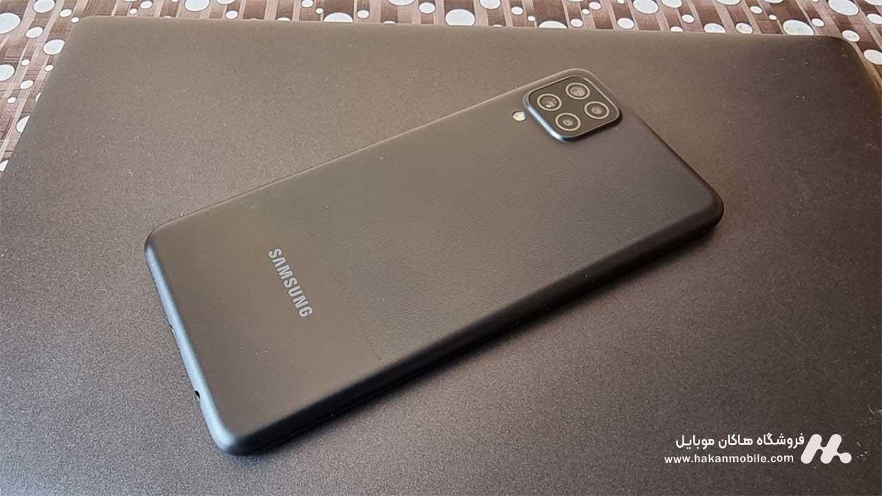 طراحی گوشی Samsung Galaxy A12 64GB