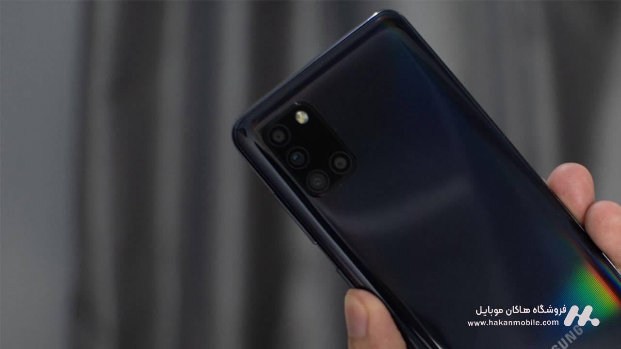 دوربین گوشی Samsung Galaxy A31