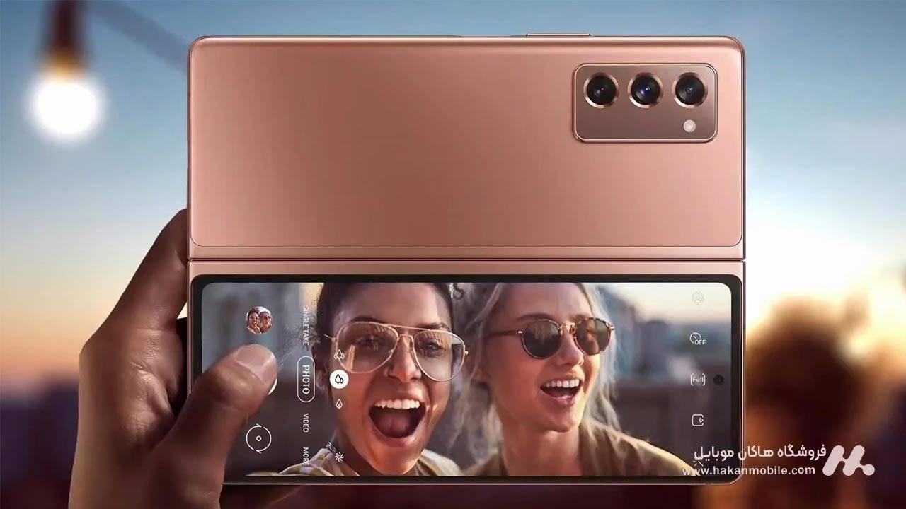 دوربین گوشی Samsung Galaxy Z Fold 2 5G 256GB