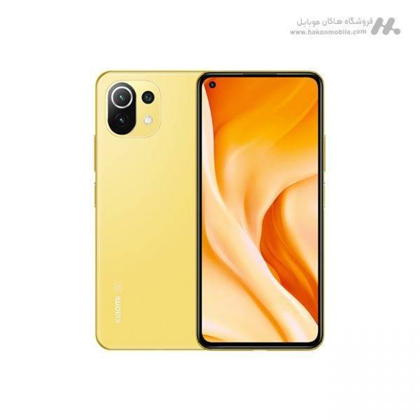 گوشی شیائومی می 11 لایت 4G ظرفیت 128 گیگابایت