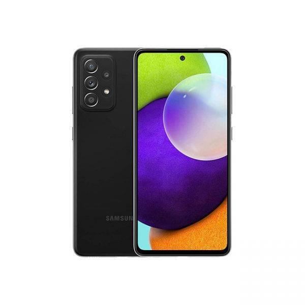 گوشی سامسونگ گلکسی ای 52 نسخه 5G ظرفیت 256 گیگابایت مشکی