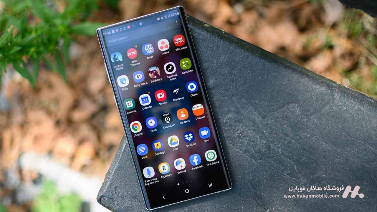 صفحه نمایش گوشی Samsung Galaxy Note 10 Plus