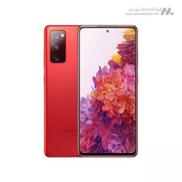 گوشی سامسونگ گلکسی S20 FE 5G ظرفیت 256 گیگابایت قرمز