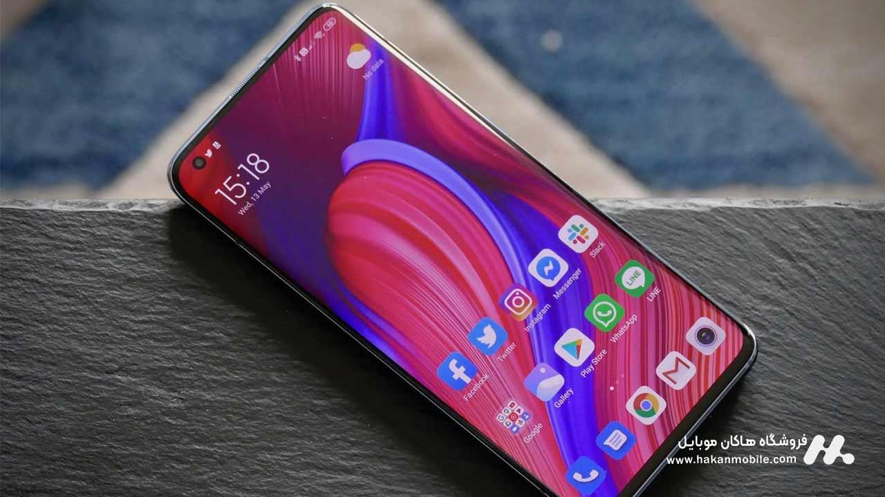 صفحه نمایش گوشی شیائومی می 10 تی پرو