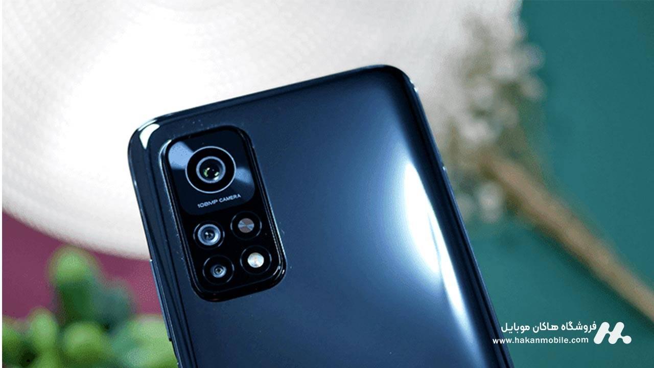 دوربین اصلی واید گوشی شیائومی Xiaomi Mi 10T Pro 5G