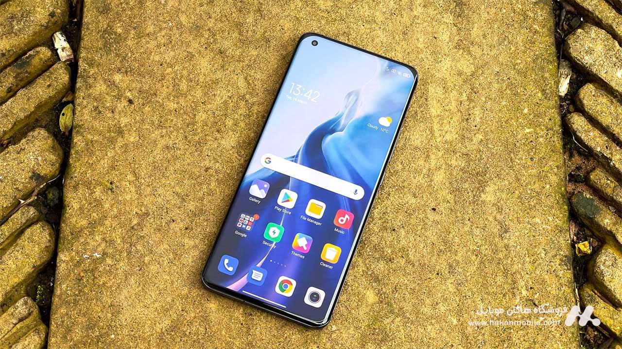 صفحه نمایش گوشی Xiaomi Mi 11
