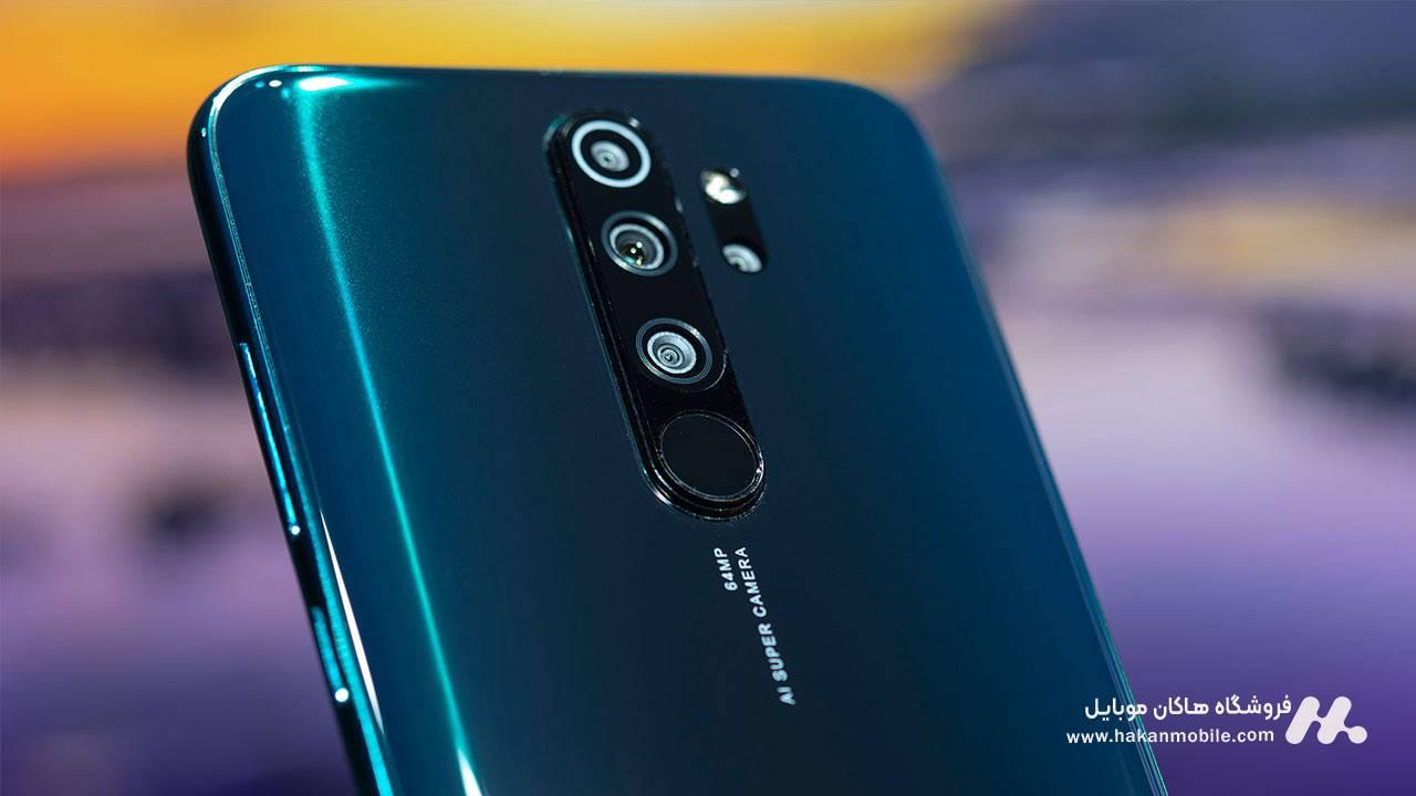 دوربین گوشی Xiaomi Note 8 Pro