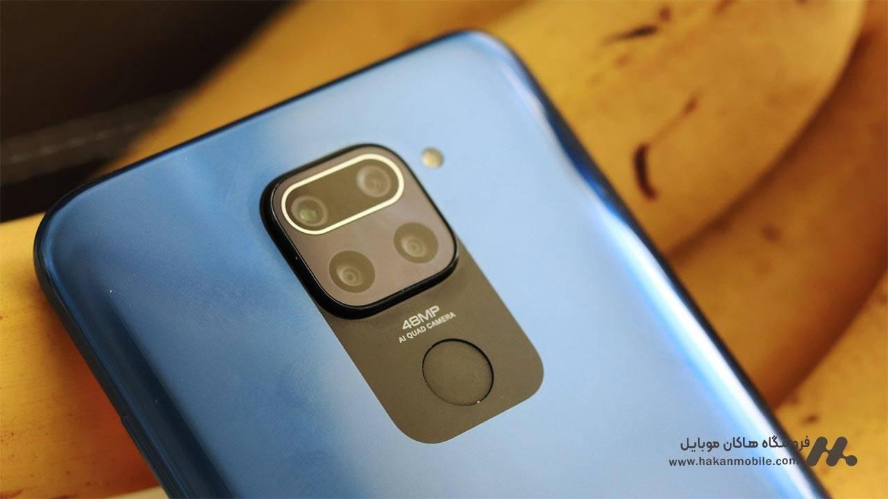 دوربین Xiaomi Note 9s