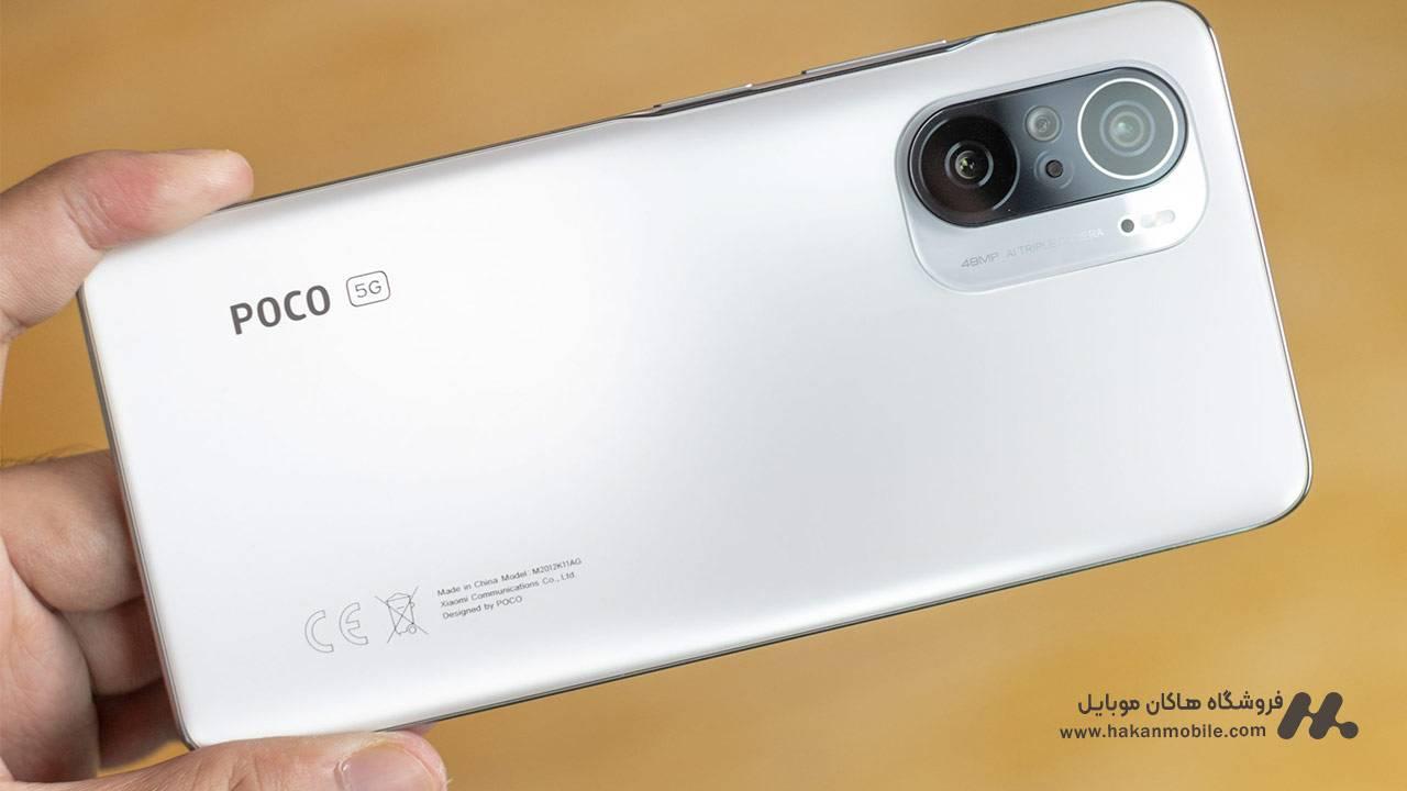 گوشی شیائومی پوکو اف 3 ظرفیت 128 گیگابایت
