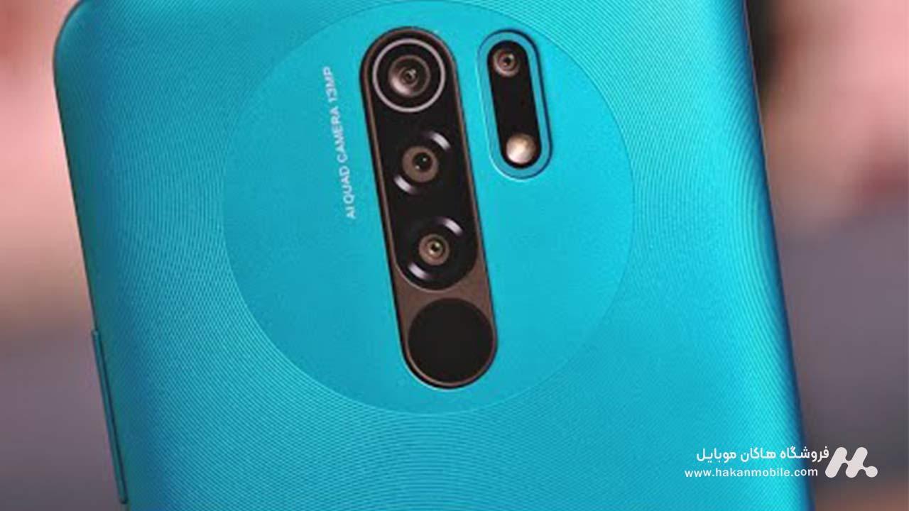 دوربین Xiaomi Redmi 9
