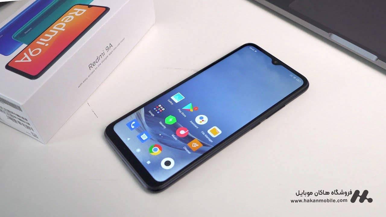 صفحه نمایش گوشی Xiaomi Redmi 9A