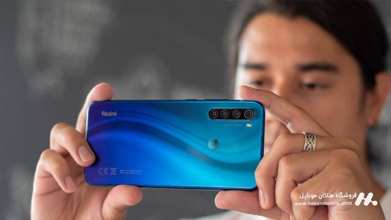 دوربین گوشی Xiaomi Redmi Note 8 2021