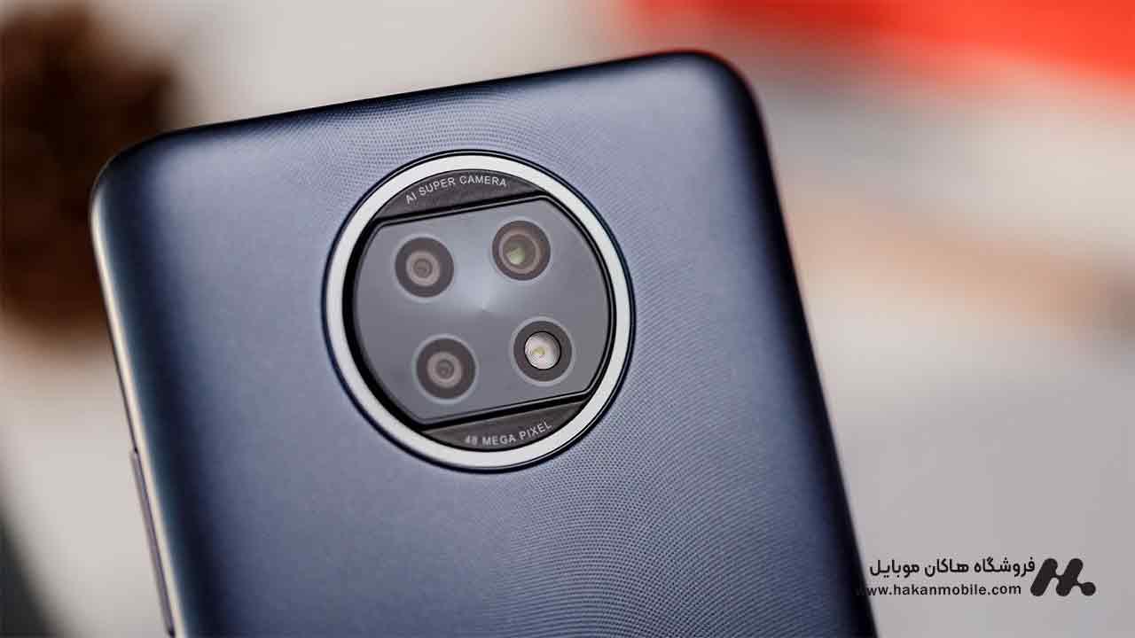 دوربین گوشی شیائومی Redmi Note 9T